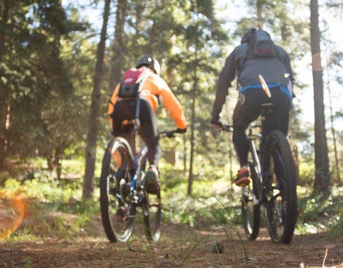 mountain biking near natural bridge va